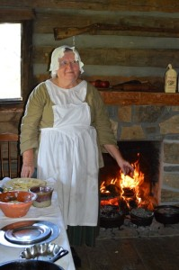 Daniel Boone Day Whippoorwill Academy And Village