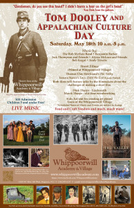 Tom Dooley & Appalachian Culture Day 2019