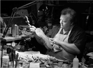 violin maker bob kogut